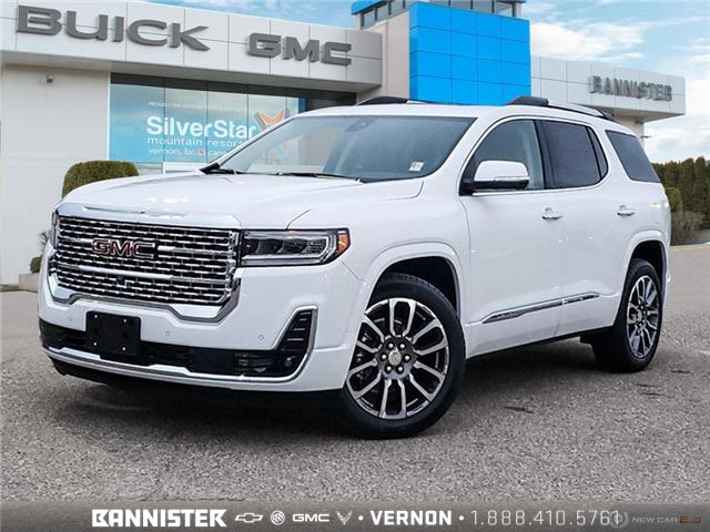 2021 GMC Acadia Denali (Stk: 21031) in Vernon - Image 1 of 25