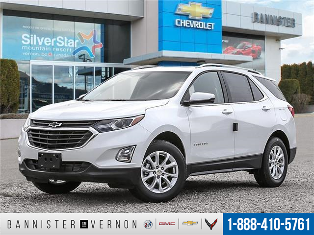 2021 Chevrolet Equinox LT (Stk: 21321) in Vernon - Image 1 of 23