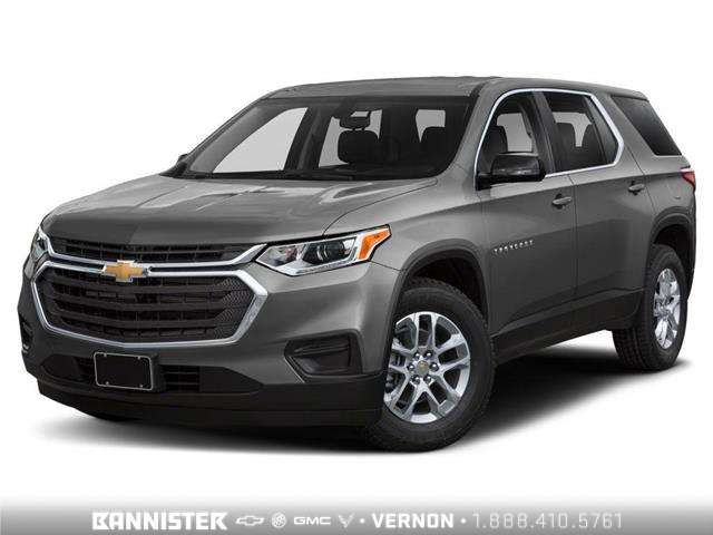 2021 Chevrolet Traverse LS (Stk: 21425) in Vernon - Image 1 of 9