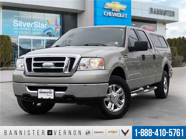2007 Ford F-150 XLT (Stk: 21326B) in Vernon - Image 1 of 26