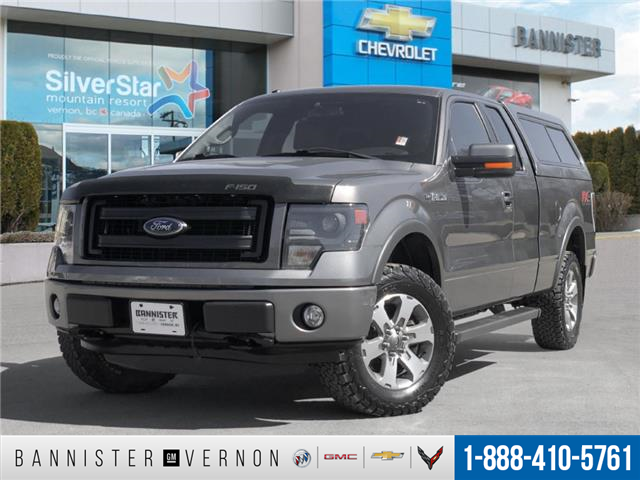 2014 Ford F-150  (Stk: 21378A) in Vernon - Image 1 of 26