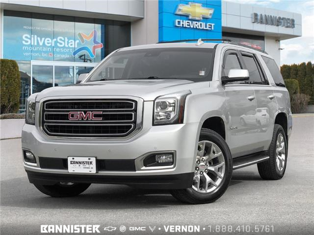 2018 GMC Yukon SLT (Stk: 21372A) in Vernon - Image 1 of 26