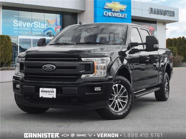 2019 Ford F-150 XLT (Stk: 21454A) in Vernon - Image 1 of 26