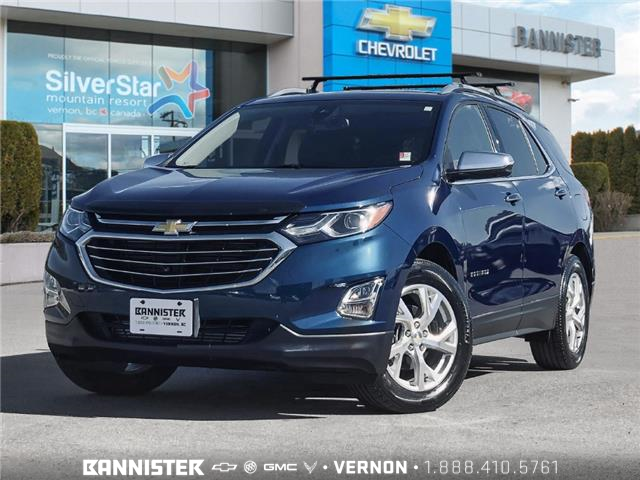 2019 Chevrolet Equinox Premier (Stk: 21091A) in Vernon - Image 1 of 25