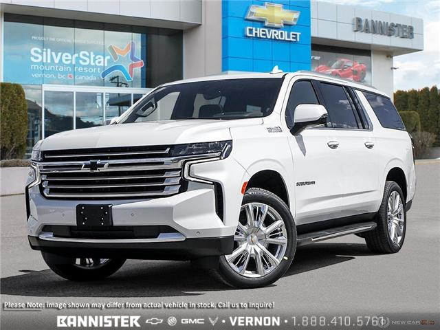 2021 Chevrolet Suburban High Country (Stk: 21716) in Vernon - Image 1 of 23