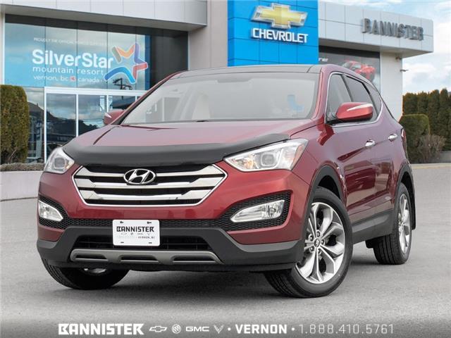 2013 Hyundai Santa Fe Sport  (Stk: 21677A) in Vernon - Image 1 of 26