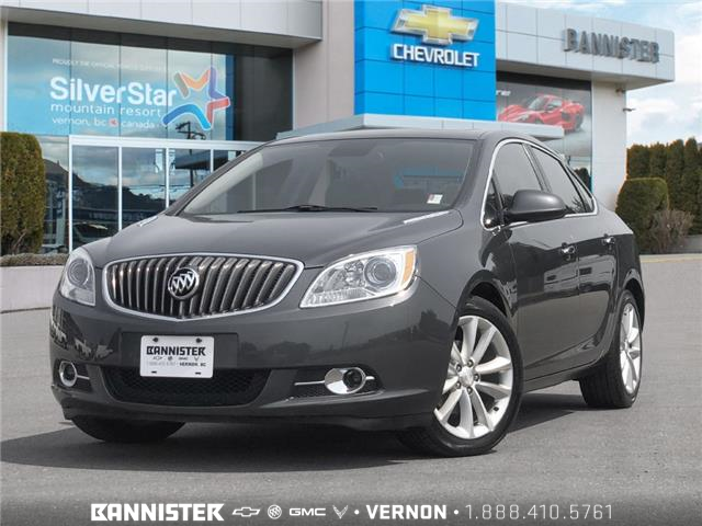 2013 Buick Verano Leather Package (Stk: P21730) in Vernon - Image 1 of 26