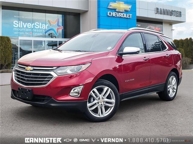 2021 Chevrolet Equinox Premier (Stk: 21683) in Vernon - Image 1 of 25