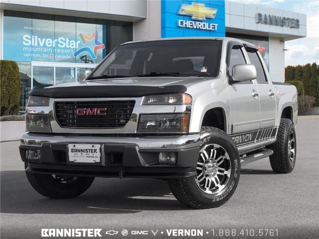 2011 GMC Canyon SLE (Stk: 21659B) in Vernon - Image 1 of 26