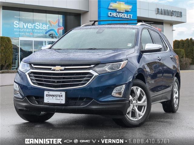 2019 Chevrolet Equinox Premier (Stk: 21477B) in Vernon - Image 1 of 26