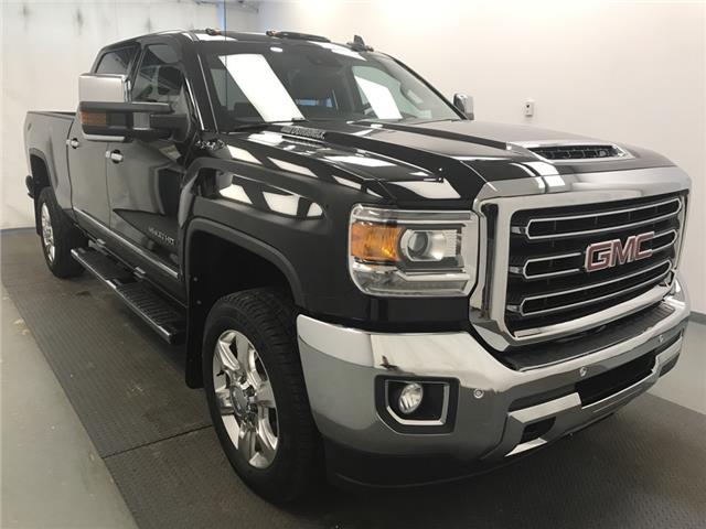 2019 GMC Sierra 2500HD SLT (Stk: 212757) in Lethbridge - Image 1 of 28