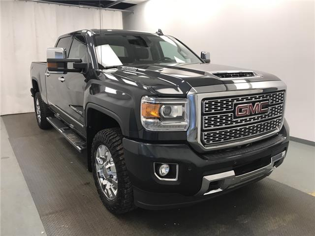 2018 GMC Sierra 2500HD Denali (Stk: 186952) in Lethbridge - Image 1 of 28
