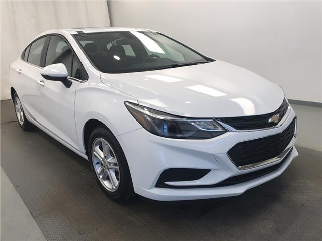 2018 Chevrolet Cruze LT Auto (Stk: 214234) in Lethbridge - Image 1 of 28