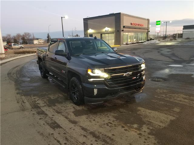 2018 Chevrolet Silverado 1500 2LZ (Stk: 214978) in Lethbridge - Image 1 of 7