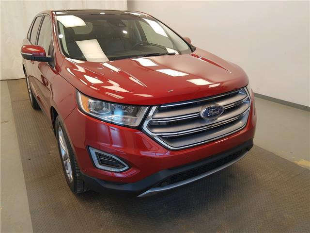 2017 Ford Edge Titanium (Stk: 216323) in Lethbridge - Image 1 of 30