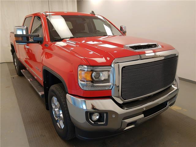 2018 GMC Sierra 3500HD SLT 1GT42XCY5JF239208 192014 in Lethbridge