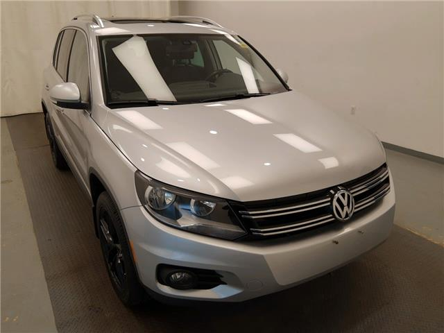 2014 Volkswagen Tiguan Highline (Stk: 216589) in Lethbridge - Image 1 of 30