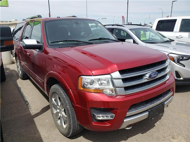 2015 Ford Expedition Max Platinum (Stk: 191461) in Lethbridge - Image 1 of 7