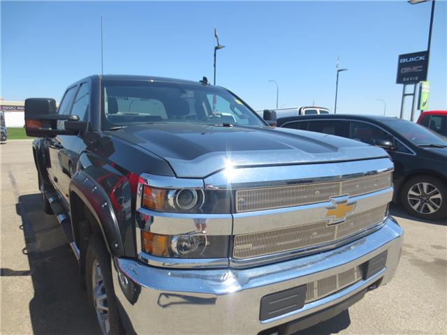 2017 Chevrolet Silverado 2500HD LT (Stk: 179604) in Lethbridge - Image 1 of 9