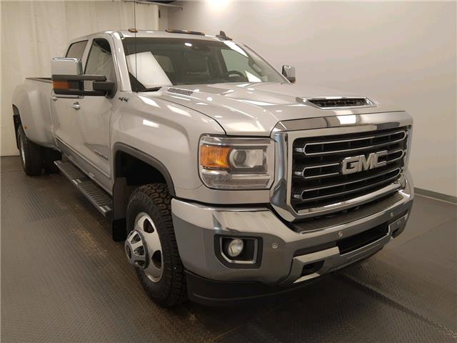 2017 GMC Sierra 3500HD SLT (Stk: 183381) in Lethbridge - Image 1 of 30