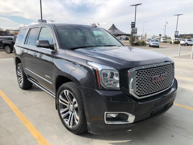 2017 GMC Yukon Denali (Stk: 184752) in Lethbridge - Image 1 of 5