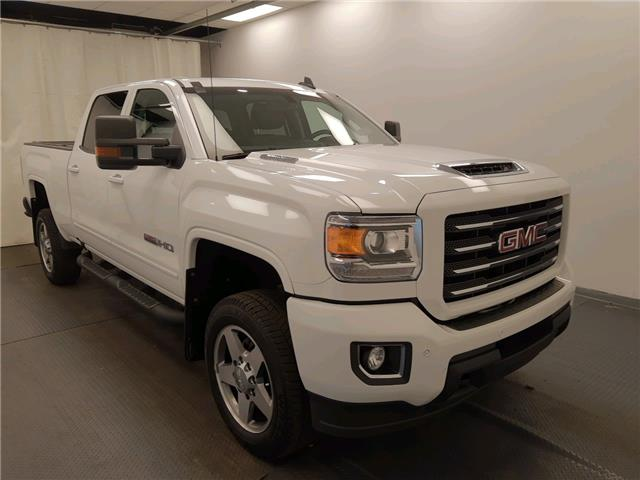 2019 GMC Sierra 2500HD SLT (Stk: 202042) in Lethbridge - Image 1 of 31