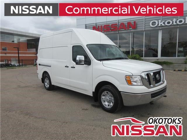2020 Nissan NV Cargo NV2500 HD SV V8 (Stk: 9989) in Okotoks - Image 1 of 29