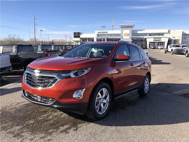 2020 Chevrolet Equinox LT (Stk: L6110187) in Calgary - Image 1 of 16