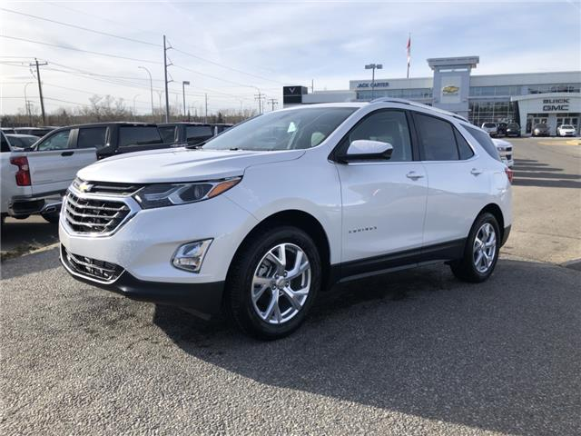 2020 Chevrolet Equinox LT (Stk: L6121907) in Calgary - Image 1 of 17