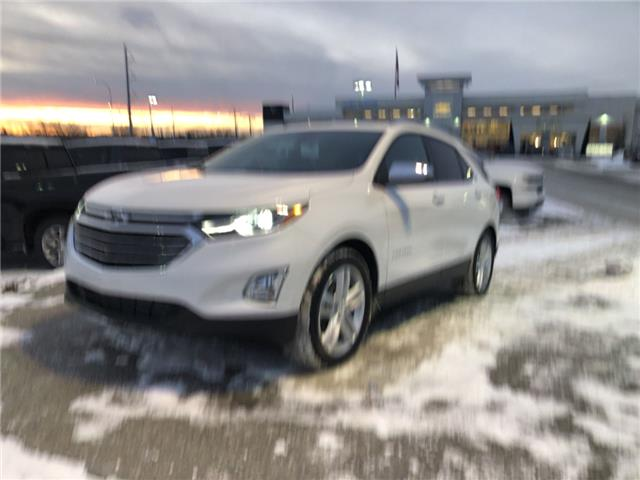 2020 Chevrolet Equinox Premier (Stk: L6135833) in Calgary - Image 1 of 23