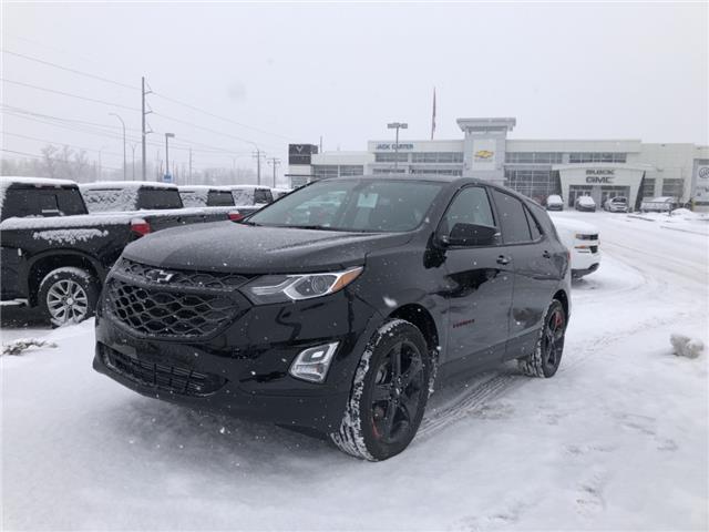2019 Chevrolet Equinox LT (Stk: K6250040) in Calgary - Image 1 of 36
