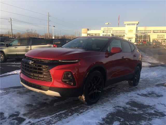 2020 Chevrolet Blazer LT (Stk: LS577386) in Calgary - Image 1 of 14