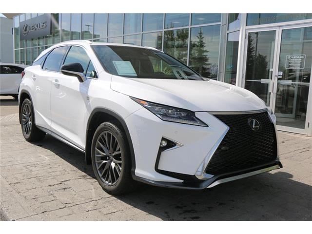 2017 Lexus RX 350 Base (Stk: 3966A) in Calgary - Image 1 of 12