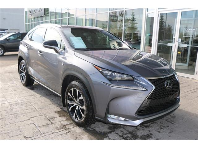 2017 Lexus NX 200t Base (Stk: 3981A) in Calgary - Image 1 of 13