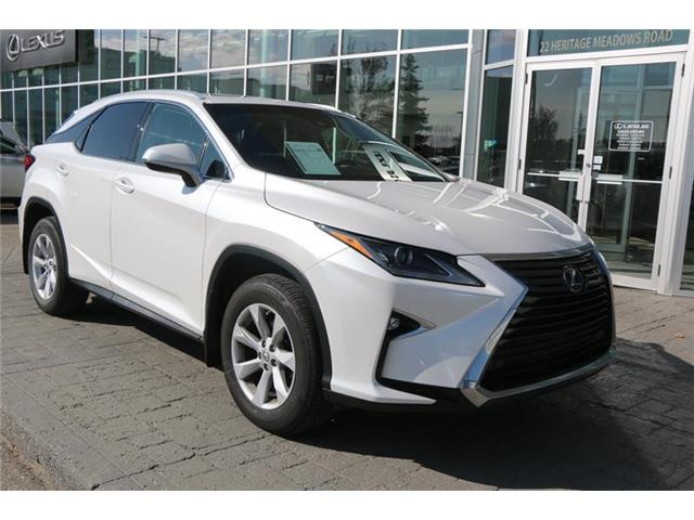 2017 Lexus RX 350 Base (Stk: 190714A) in Calgary - Image 1 of 10