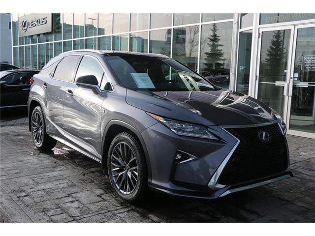 2016 Lexus RX 350 Base (Stk: 200137A) in Calgary - Image 1 of 15