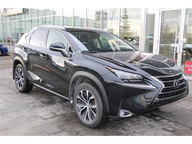 2017 Lexus NX 200t Base (Stk: 20050B) in Calgary - Image 1 of 12