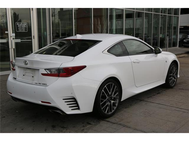2017 Lexus RC 350 Base (Stk: 200055A) in Calgary - Image 2 of 11
