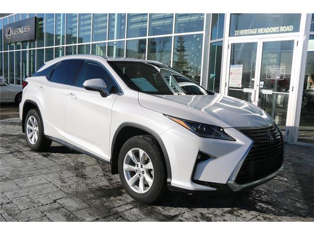 2017 Lexus RX 350 Base (Stk: 190750A) in Calgary - Image 1 of 13