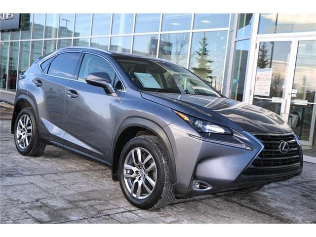 2017 Lexus NX 200t Base (Stk: 200192A) in Calgary - Image 1 of 14