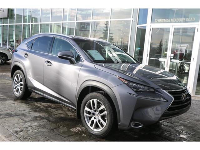2017 Lexus NX 200t Base (Stk: 200219A) in Calgary - Image 1 of 14