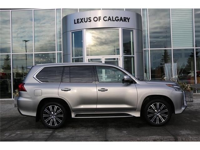 2018 Lexus LX 570 Base (Stk: 4003A) in Calgary - Image 2 of 14