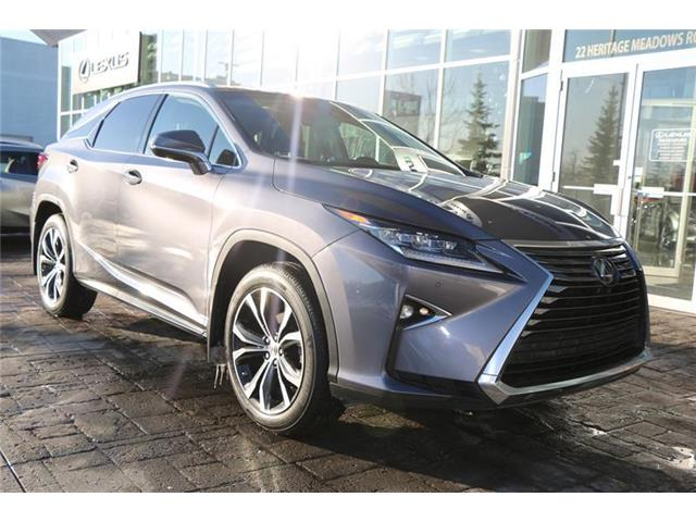 2017 Lexus RX 350 Base (Stk: 200031A) in Calgary - Image 1 of 12