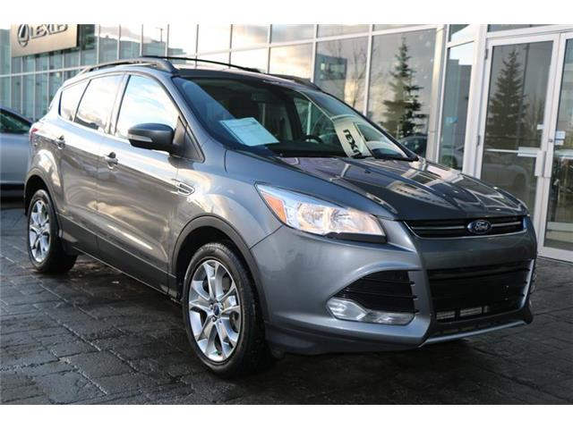 2013 Ford Escape SEL (Stk: 200114A) in Calgary - Image 1 of 13