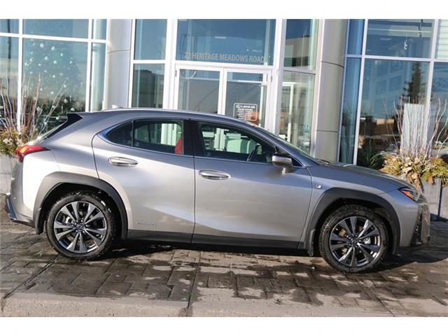 2019 Lexus UX 250h Base (Stk: 4010A) in Calgary - Image 2 of 12