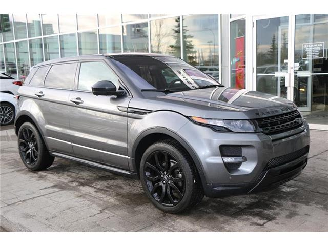 2015 Land Rover Range Rover Evoque Dynamic (Stk: 200101A) in Calgary - Image 1 of 13