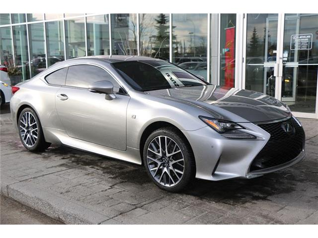2018 Lexus RC 350 Base (Stk: 4013A) in Calgary - Image 1 of 12