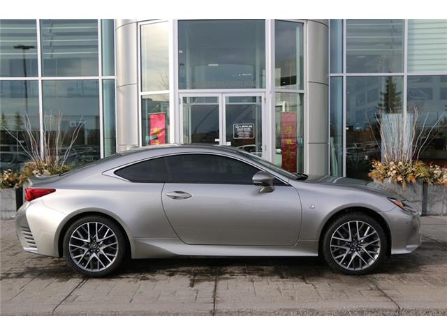 2018 Lexus RC 350 Base (Stk: 4013A) in Calgary - Image 2 of 12