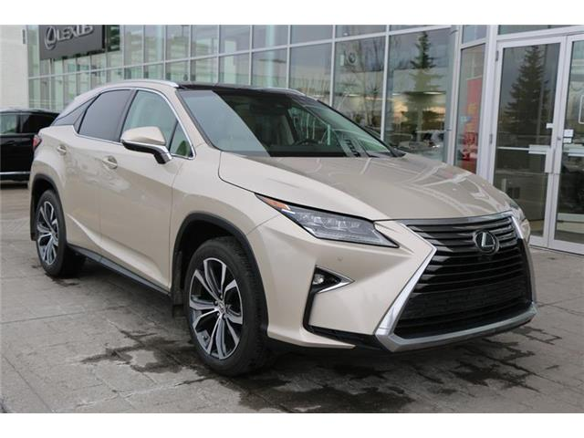 2017 Lexus RX 350 Base (Stk: 200319A) in Calgary - Image 1 of 14