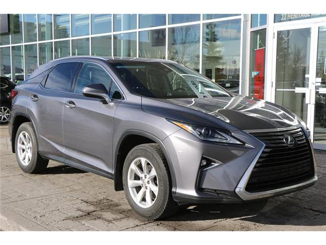 2017 Lexus RX 350 Base (Stk: 200184A) in Calgary - Image 1 of 16